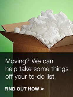 We can help take some things off your to-do list!
